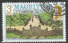 Mauritius. 1978 Definitives. 3r Used. SG 544A - Mauritius (1968-...)