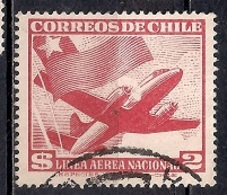 Chile  1950 -1954 - Airmail - Chile