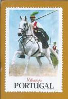 Vinheta De Santarém. Ribatejo. Campinos. Cavalos. Leziria. Vignette Of Santarém. Horses. Pferde. - Emissions Locales