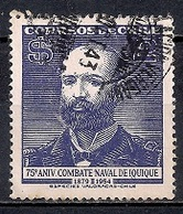 Chile  1954 - The 75th Anniversary Of Naval Battle Of Iquique - Chile