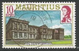 Mauritius. 1978 Definitives. 10r Used. SG 546A - Mauritius (1968-...)
