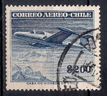 Chile  1955 - Airmail - Chile