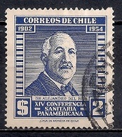 Chile  1955 - The 14th Pan-American Sanitary Conference - Chile