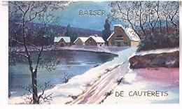 65 BAISER  DE CAUTERETS     CPM  TBE    HP623 - Cauterets
