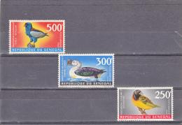 Senegal Nº A65 Al A67 - Senegal (1960-...)