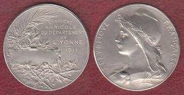 Syndicat Agricole Du Département De L'Yonne - 1911 - Marianne - Desaide Edit - France