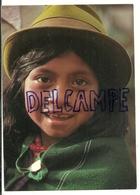 Equateur. Indienne Salasaca. - Equateur