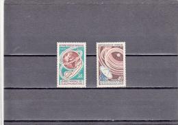 Senegal Nº 347 Al 348 - Senegal (1960-...)