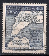 Chile  1958 - Airmail - Antarctic Issue - Chile