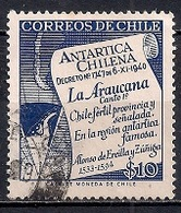 Chile  1958 - Antarctic Issue - Chile