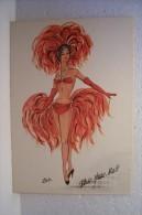 MUSIC-HALL -PARIS N° 26 -  REB (illustrateur ) - - Cabarets