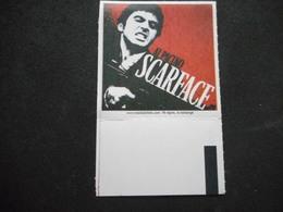 """BILLET De CINEMA """"SCARFACE"""" - Autres Collections"""