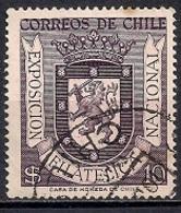 Chile  1958 - National Philatelic Exhibition EXFINA '58 - Santiago, Chile - Chile