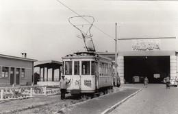 Ostende. Tram (Minque). Foto, Geen Postkaart. - Autres