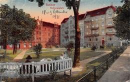 "0388 ""RATIBOR - NOTBURGAPLATZ"" AFFRANCATURA OCCUPAZIONE ALLEATA A SEGUITO I W.W. CART. ORIG. SPED. 1921 - Polonia"