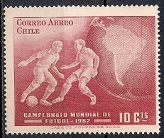 Chile 1962 - Football World Cup - Chile - Chile