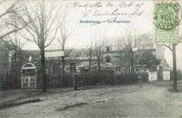 KOEKELBERG-CAFE-RESTAURANT LE PANTHEON - Koekelberg