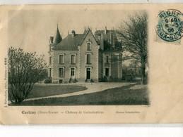 79 - Cerizay : Château De Guinebertière - Cerizay