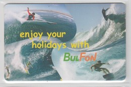 BULGARIA 2002 ENJOY YOUR HOLIDAYS WITH BULFON SURFING - Bulgaria