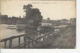 Pontoise Le Barrage Les Ecluses - Pontoise