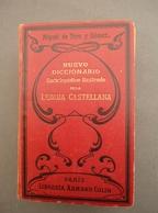Catalan - Miguel De Toro Y Gomez - Nuevo Diccionario Enciclopédico Illustrado Dela Lengua Castellana - 1951- - Diccionarios, Enciclopedias