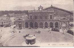 CPA - 107. LILLE - L'hôtel Des Postes - Lille
