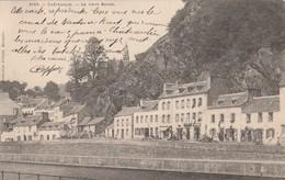 Fou10------------chateaulin Le Vieux Bourg---voir Recto Verso - Châteaulin