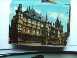 Luxemburg Luxembourg Avec Palais Grand-Ducal - Luxemburg - Stad
