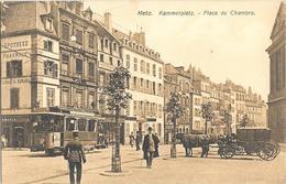 Metz ,place De Chambre - Metz