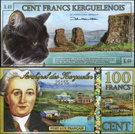 KERGUELEN  100  FRANCS  2012 UNC - French Pacific Territories (CFP)