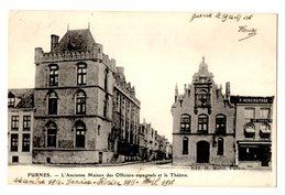FURNES L'ancienne Maison Des Officiers - Bélgica