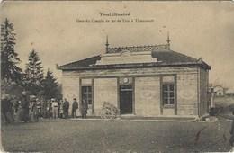 Gare De Toul à Thiaucourt Près Nancy - Toul
