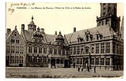FURNES La Maison Du Faucon - Bélgica