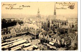 FURNES Vue Panoramique - Bélgica