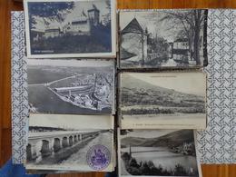 LOT 525 CARTES  , Timbrées Ou Pas , Circulées Ou Pas + 25 - 500 Postcards Min.