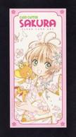 Marque Page.  Manga.   Sakura.    Pika Editions. - Bookmarks