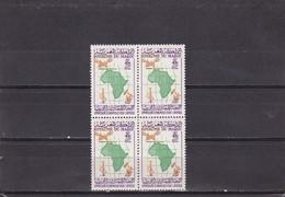 Marruecos Nº 396 En Bloque De Cuatro - Marruecos (1956-...)