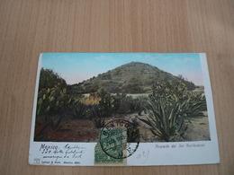 PC17/ MEXIQUE PIRAMIDE DEL  SOL TEOTIHUACAN  / CARTE VOYAGEE - Messico