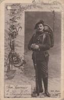 Militaria : Chasseurs - Alpins : Bon Souvenir De Draguignan - War 1914-18