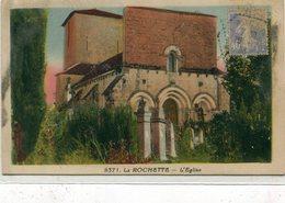 16 - La Rochette : L' Eglise - Sonstige Gemeinden