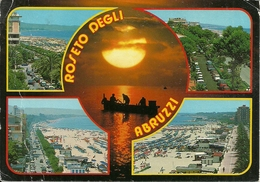 Roseto Degli Abruzzi (Teramo) Vedute E Scorci Panoramici, Panoramics Views, Vues Panoramiques - Teramo