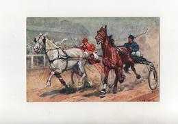 Edition B.K.W.I (Frères Kohn, Vienne I) ...Belle Carte De Qualité...Voir Scan - Chevaux