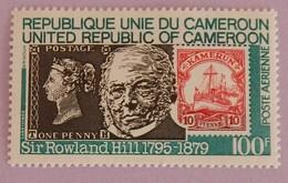 """CAMEROUN YT PA 294 NEUF(**) """"100 EME ANNIVERSAIRE DE LA MORT DE ROWLAND HILL """"ANNÉE 1979 - Cameroon (1960-...)"""