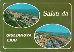 Giulianova Lido (Teramo) Vedute E Scorci Panoramici, Panoramics Views, Vues Panoramiques - Teramo