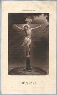 WW1 Image Pieuse Institution Sainte Geneviève Neuilly Sur Seine Victimes Du Bombardement Du 29 Mars 1918 - Devotion Images