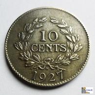 SARAWAK - 10 Cents - 1927 - Colonias