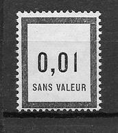 FRANCE FICTIF N°F1 ** Mnh Sans Charnière - Fictifs