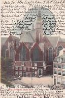Amsterdam Oude Kerk # 1901 Handkar Kruiwagen 227 - Amsterdam