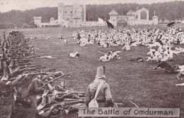 ALDERSHOT TATTOO SERIES - THE BATTLE OF OMDURMAN - Militaria