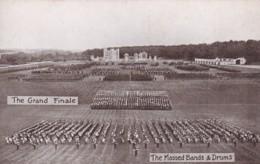 ALDERSHOT TATTOO SERIES - GRAND FINALE. MASSED BAND AND DRUMS - Militaria